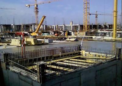 armirano betonski radovi