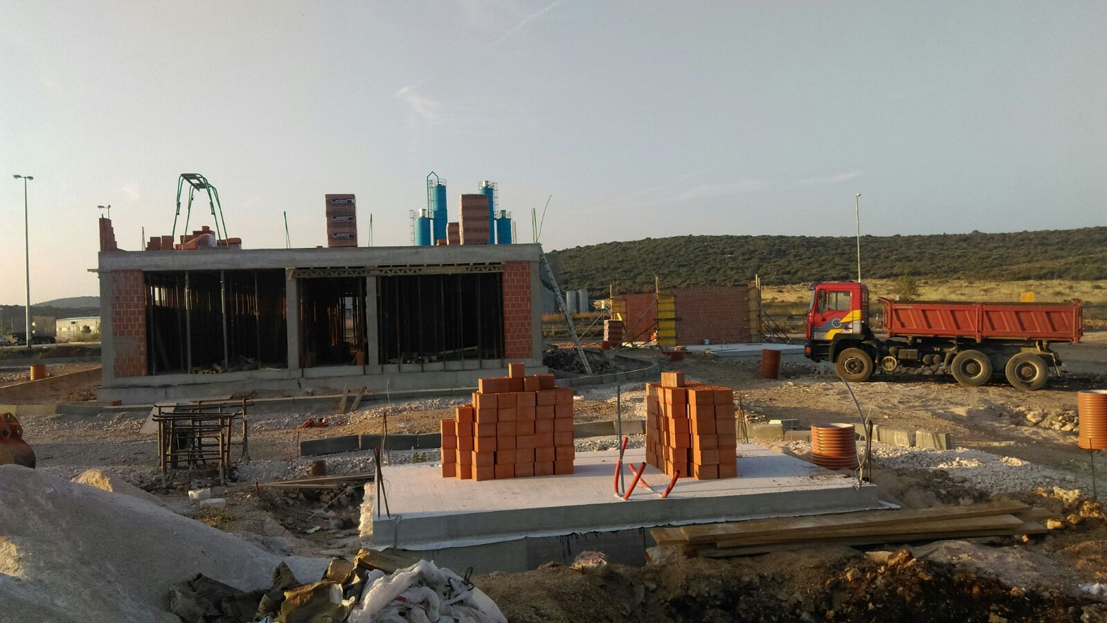 CONSTRUCTION OF OFFICE BUILDING IN STANKOVCI – CROATIA